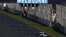 Williams FW31 at Australian GP - 27 March 2009