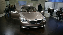 BMW 5-Series GT Concept at 2009 Geneva Motor Show