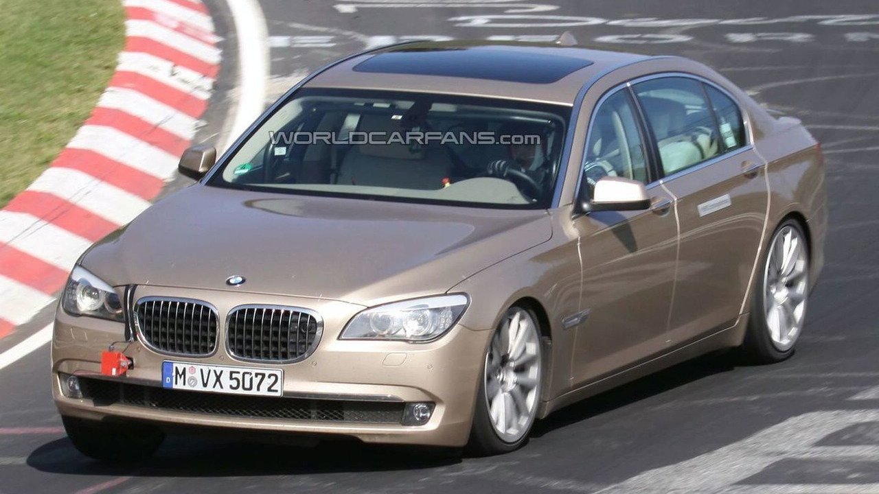 BMW 7-sarjan hybrid