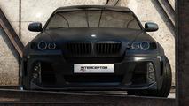 BMW X6 Interceptor by Met R rendering, 1280, 28.05.2010