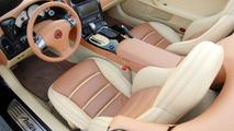 Anteros Roadster Interior