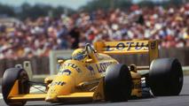 Lotus 99 Honda 1987, classic
