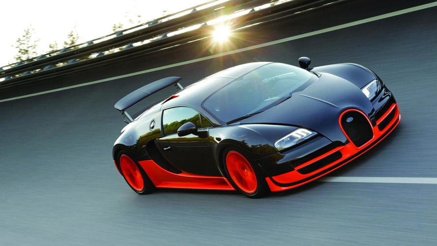 Bugatti could offer Veyron successor - report