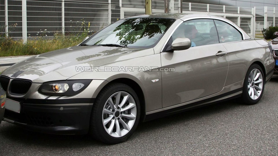 2011 BMW 3-Series E92/E93 Facelift Details Allegedly Spilled
