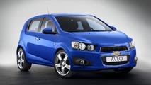 Chevrolet Aveo production version