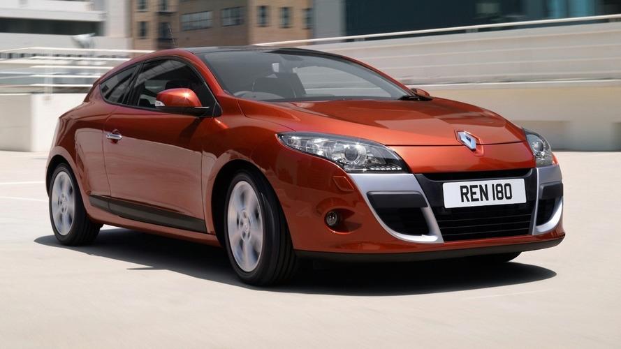 New Renault Megane Coupe UK Pricing to Start at £14,745