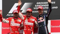 2010 German Grand Prix - RESULTS