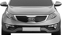 2011 Kia Sportage leaked patent office designs