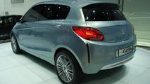 Mitsubishi e-compact concept revealed in Geneva