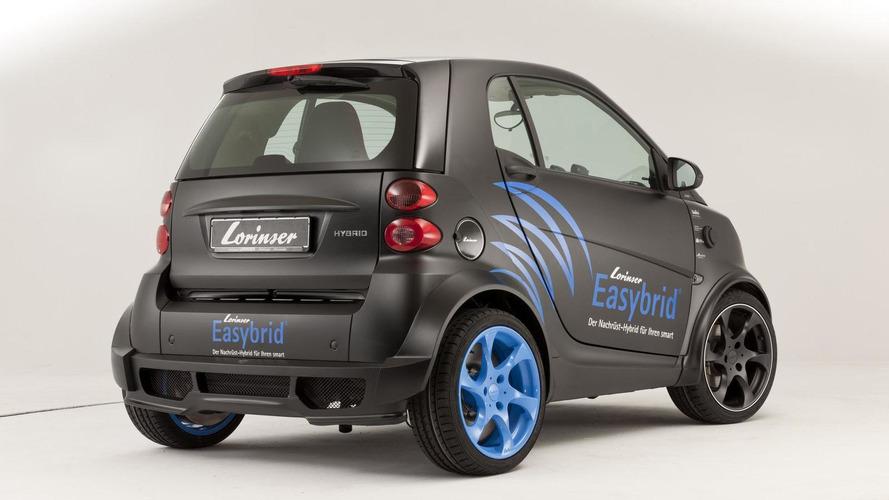 Lorinser Easybrid conversion package announced