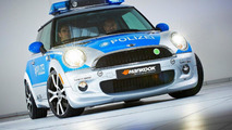 MINI E by AC Schnitzer as TUNE IT! SAFE 2010 car 02.12.2010