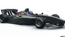 2012 IndyCar Race Car DEsign Proposals by Swift Engineering - 11.02.2010