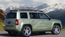 Jeep Patriot EV Revealed