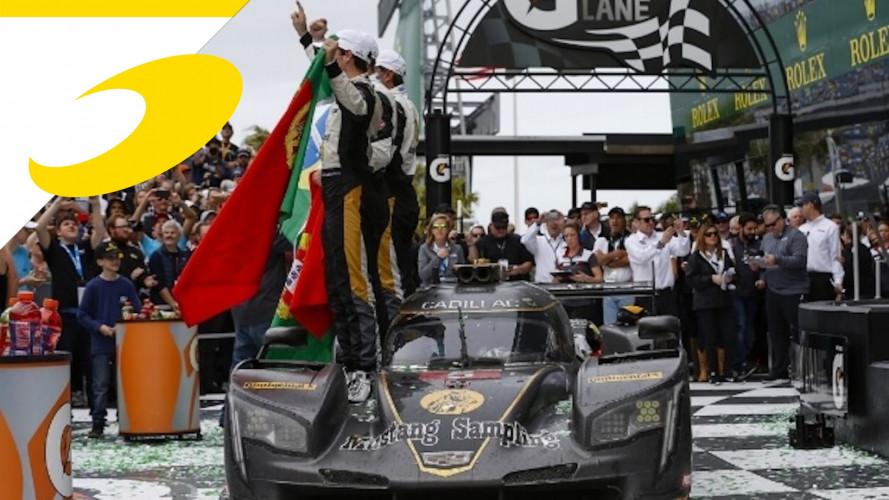 24 Ore di Daytona, vince la Cadillac, indietro Alonso