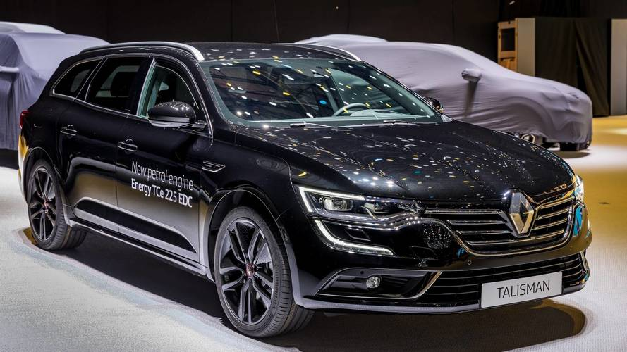 Renault Talisman S-Edition Has A New Megane RS-Sourced 1.8 Turbo