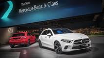 2018 Mercedes A-Class
