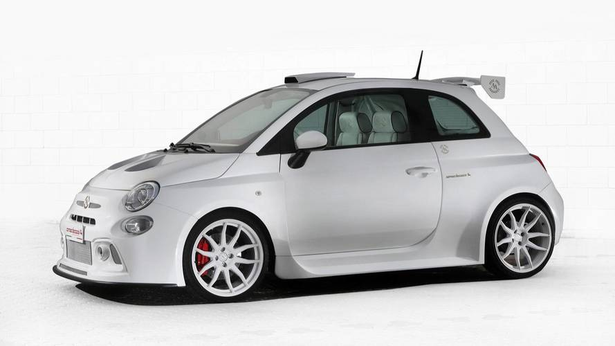 Romeo Ferraris Cinquone Qatar - La Fiat 500 de tous les extrêmes