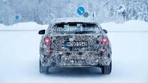 BMW 1 Series Snow Spy Photos
