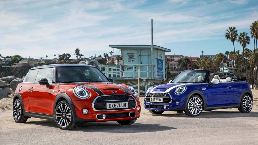 2019 Mini Hardtop, Convertible Will Show Minor Refresh In Detroit