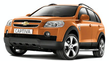 Chevrolet Captiva Edge Special Edition (UK)