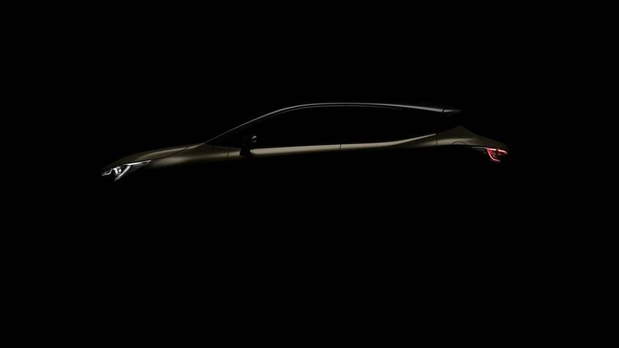Hivatalos fotón látható a megújult Toyota Auris