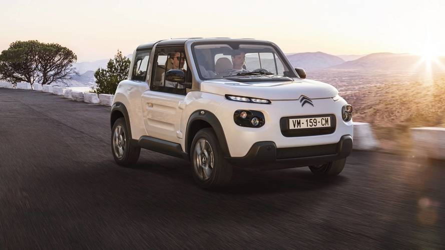 Citroën Makes The E-Mehari Even Cooler With Hard Top