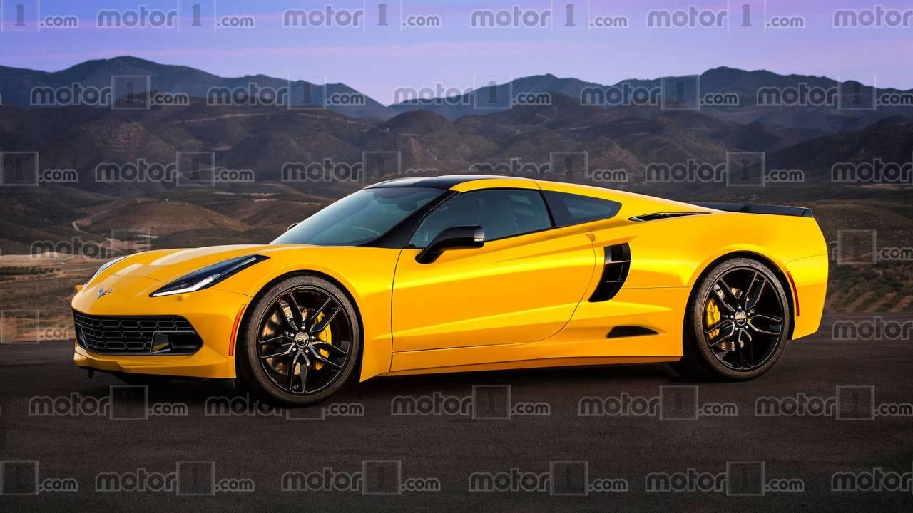 Mid-Engined Corvette