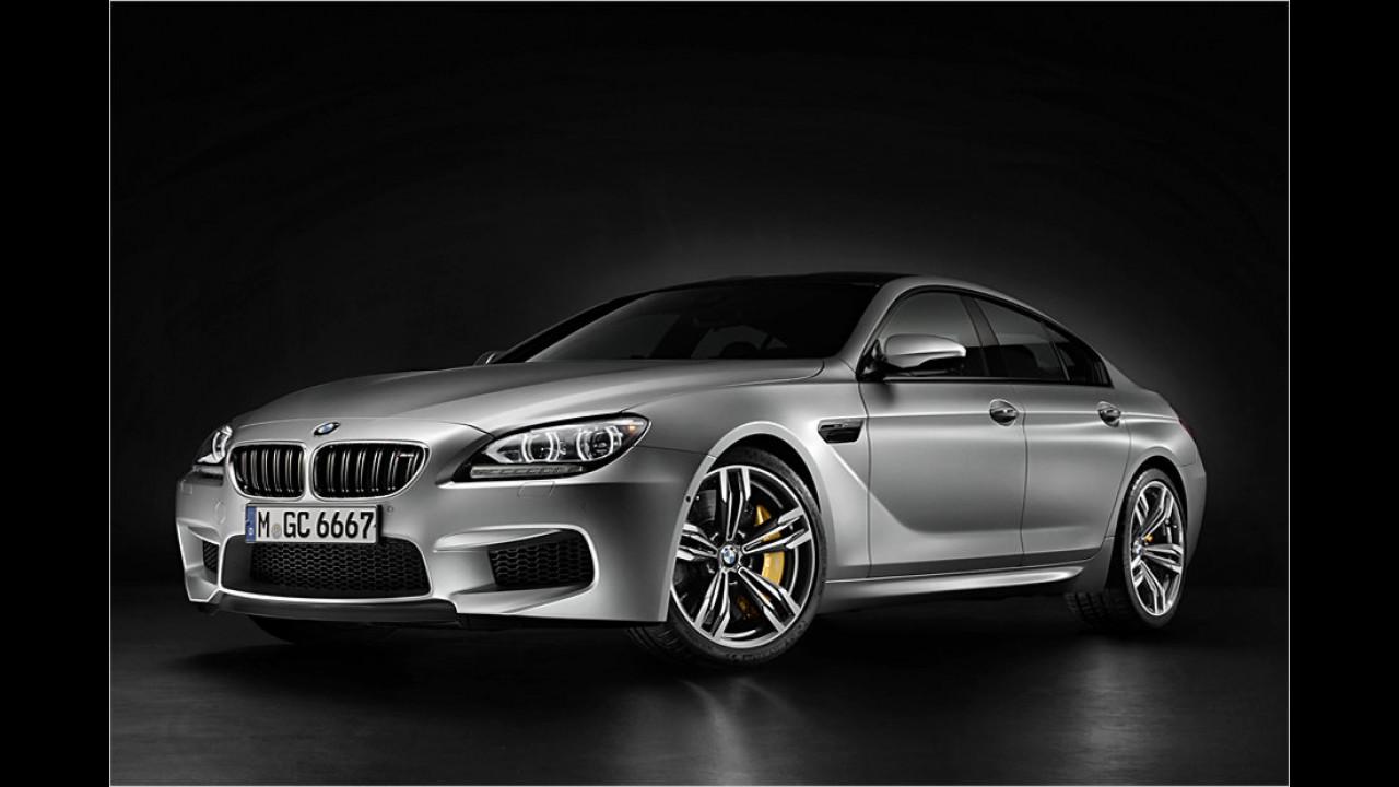 BMW M6 Gran Coupé (2012)