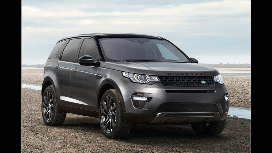 Land Rover für Vergessliche