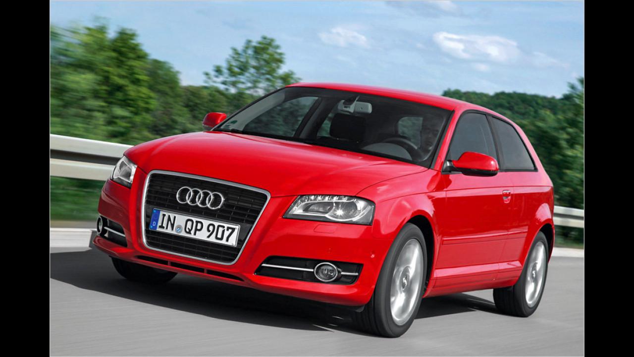 Audi A3 2.0 TDI Attraction quattro