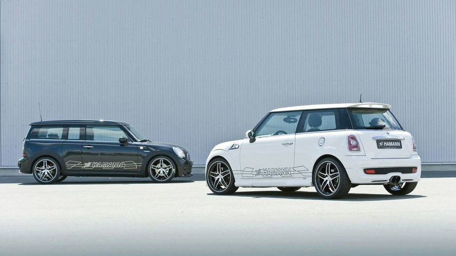 Hamann Release MINI Cooper Performance Upgrades