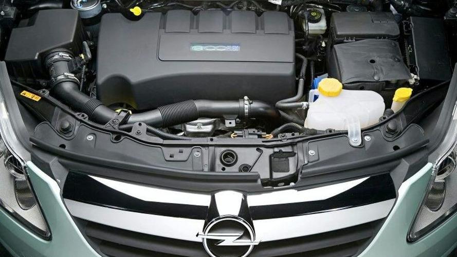 Opel Corsa Hybrid Concept Announced