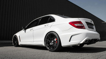 Mercedes-Benz C63 AMG by mcchip-dkr
