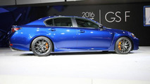 2016 Lexus GS F at 2015 NAIAS
