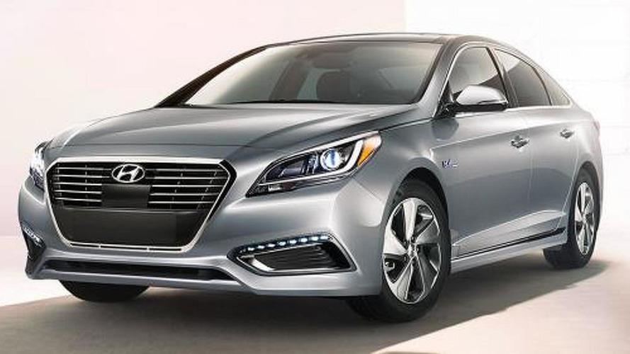 2016 Hyundai Sonata Hybrid unveiled, returns 42 mpg combined