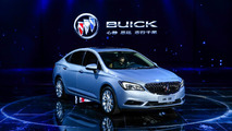 2016 Buick Verano makes world premiere in Shanghai