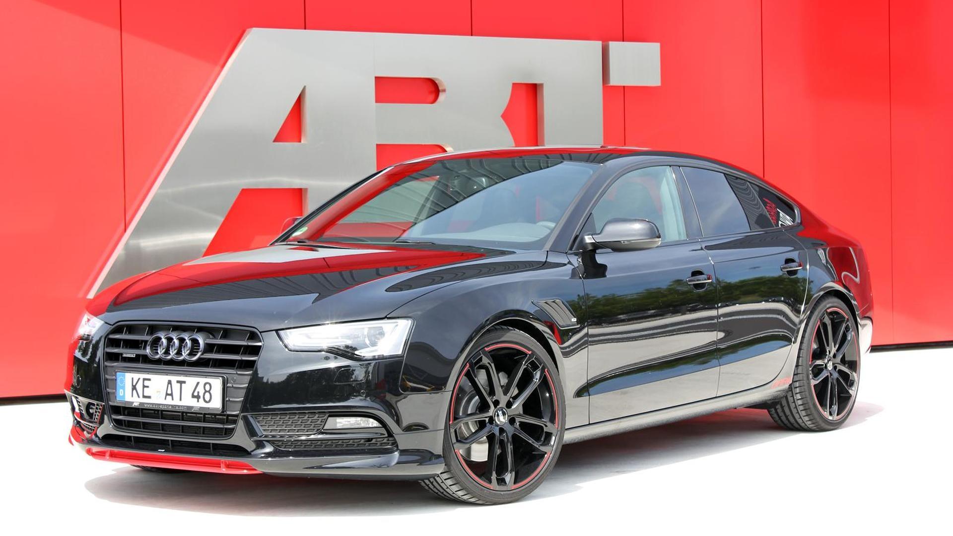 Тюнинг Audi AS5 DARK от ABT Sportsline