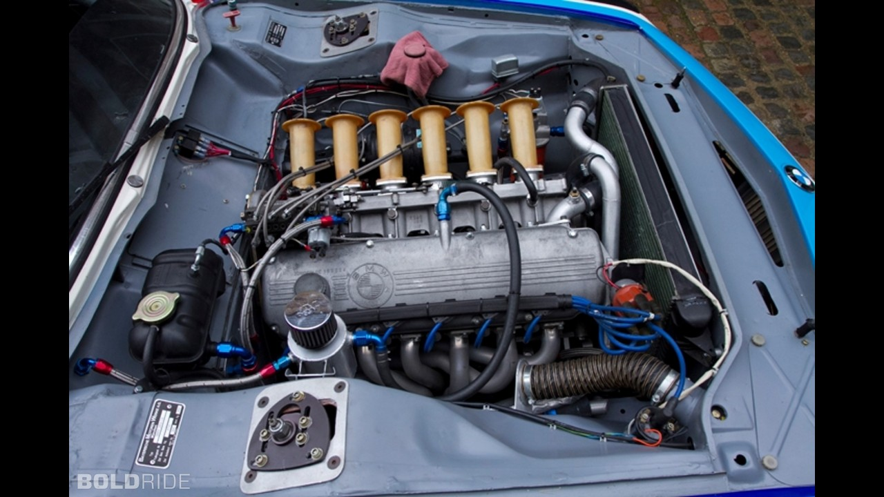 BMW 3.0 CSL Group 2 Spec