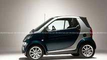 smart fortwo cabrio edition grandstyle