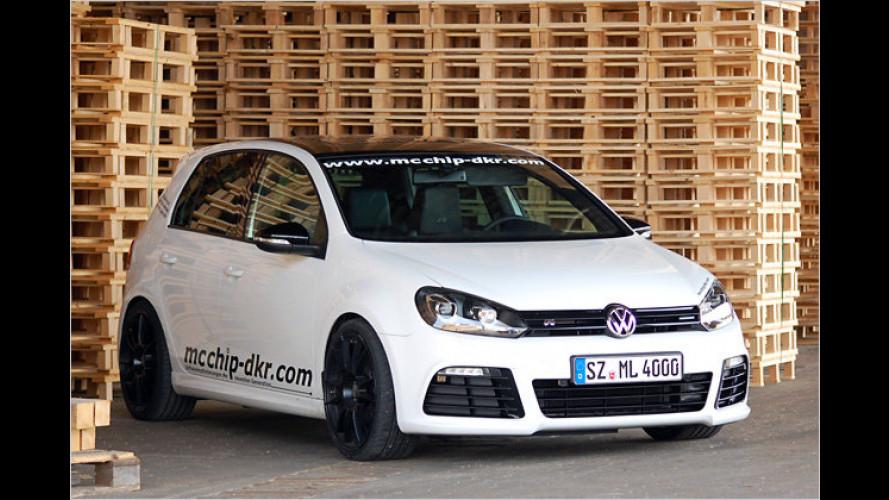 Mcchip-dkr mit Leistungs-Plus für den VW Golf R
