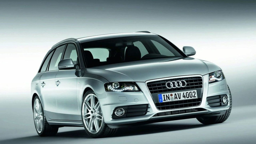 Audi USA Announces A4 Sedan and Avant Pricing