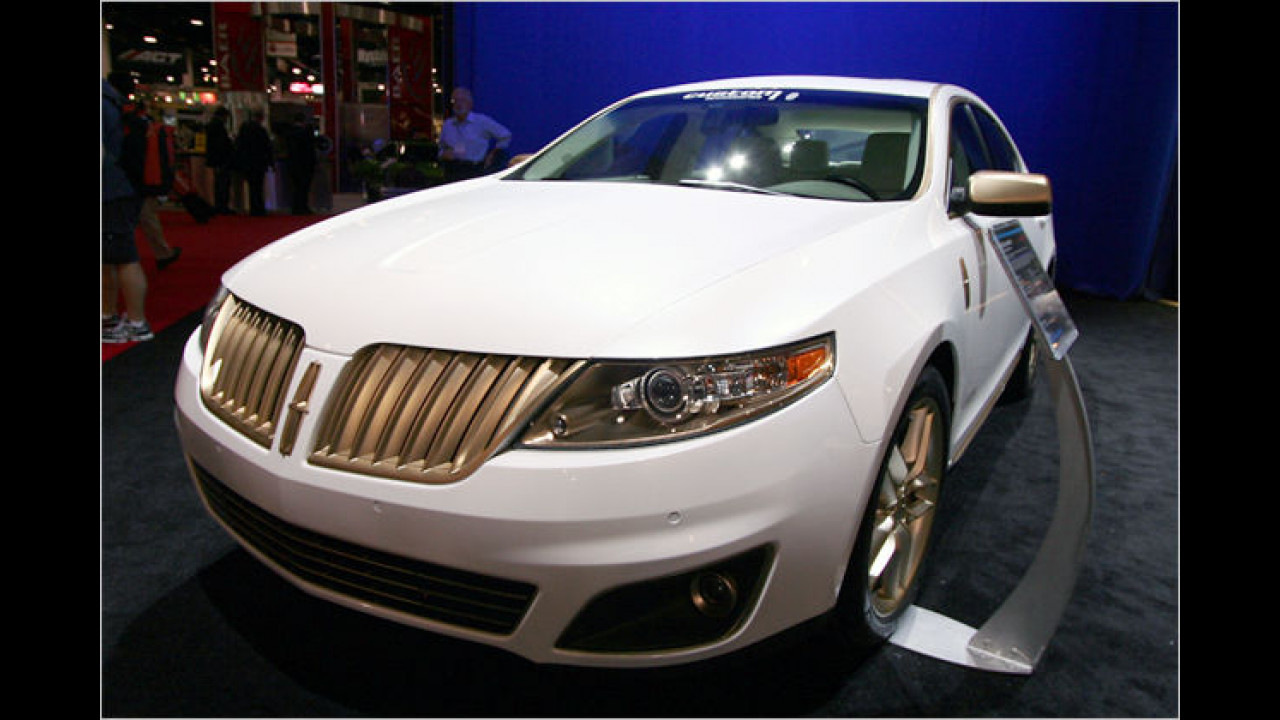 Lincoln MKS by Ford Custom Accessoires