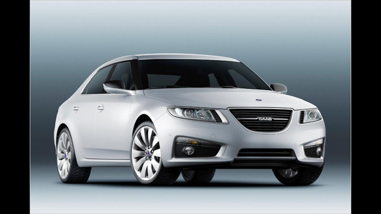 Saab 9-5 2.8T V6 XWD