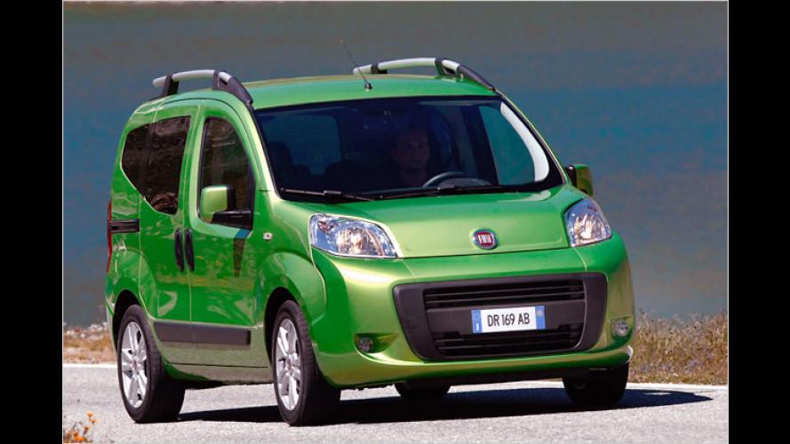 Stärkerer Turbodiesel für den Fiat Qubo