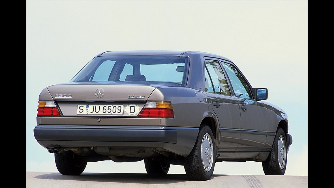 Mercedes 250 D Turbo