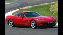 Limitierte Corvette