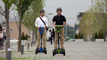 Toyota Winglet mobility assistance robot 24.7.2013