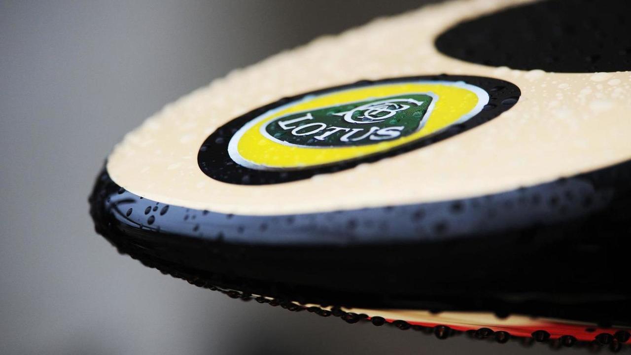 Lotus F1 E21 nosecone 07.06.2013 Canadian Grand Prix