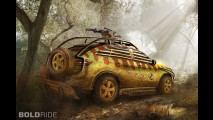 Mercedes-Benz GLE Jurassic World Concept