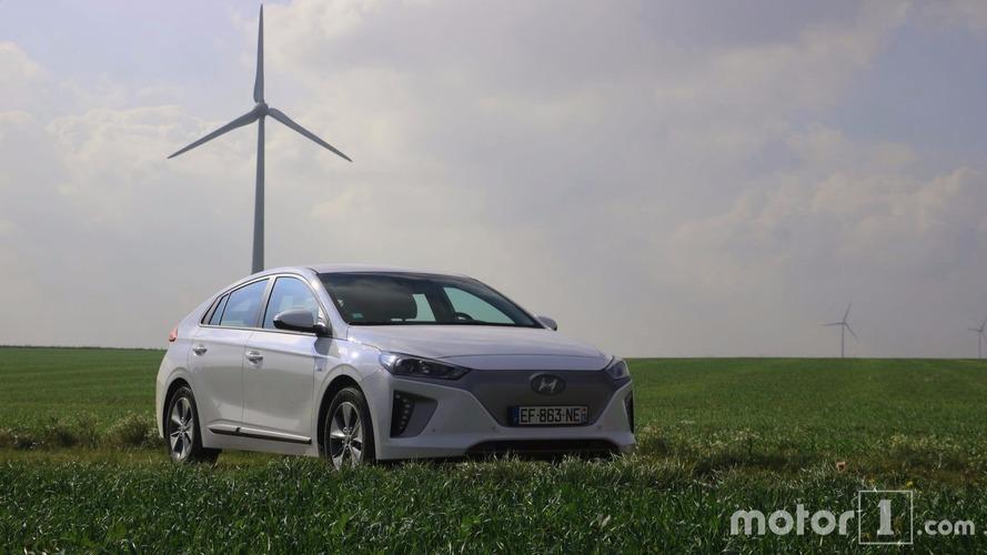 Une Hyundai Ioniq électrique plus ambitieuse pour 2018